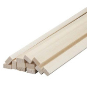 Bass Wood 5/16 X 3/4 x 24 (5) BWS3509