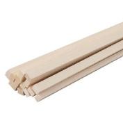 Bass Wood 1/4 X 3/8 x 24 (10) BWS3457