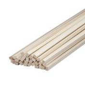 Bass Wood 3/16 X 1/4 x 24 (15) BWS3355