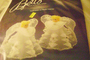 Betts Celestial Misses Plastic Canvas Needlepoint Kit Makes 2
