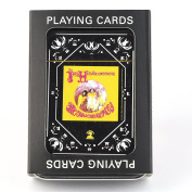 JIMI HENDRIX EXPERIENCE ARE YOU EXPERIENCED PLAYING CARDS IN TIN BOX