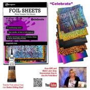 Celebrate Foil Sheets