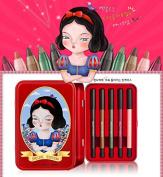 Beauty People SNOW WHITE Gel Pencil Eyeliner + Sharpener