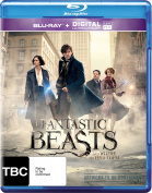 Fantastic Beasts and Where to Find Them  [Region B] [Blu-ray]