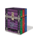 Treasures of the Isle of the Lost [3-Book Hardcover Boxed Set ] Poster]