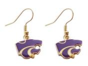 NCAA Team Logo Hypoallergenic Dangle Earrings