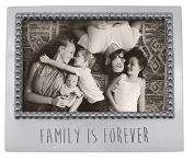 "Mariposa ""Family is Forever"" 4 x 6 Frame"