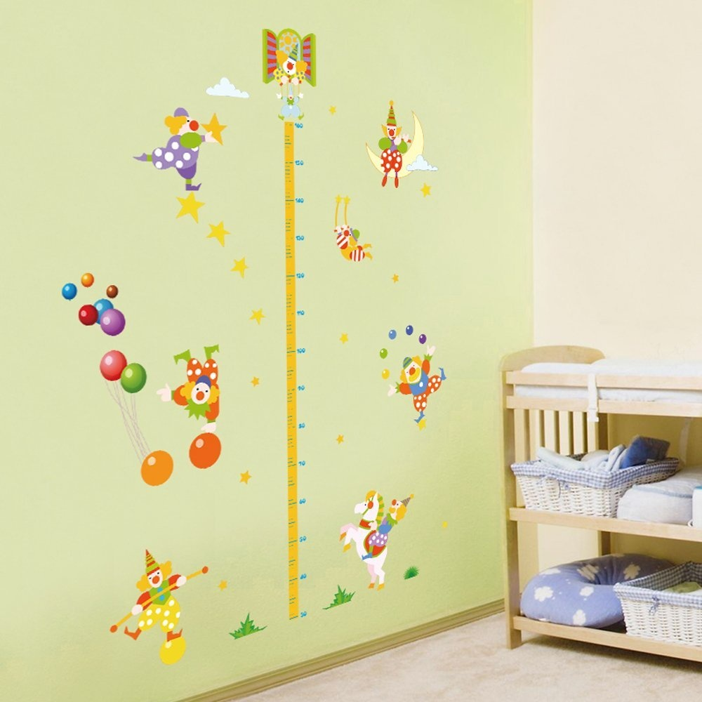 Kids Wall Stickers Circus Baby: Buy Online from Fishpond.com.au