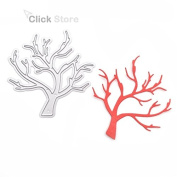 Tree Branch Metal Cutting Dies Scrapbooking Stencil Embossing Folder DIY Paper Card Decorative Template