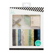 American Crafts 319898 264 Travel Planner Scrapbooking kits