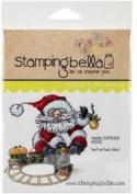 Stamping Bella Rubber Stamp - Santa Express