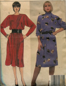 McCall's # 9221 Misses Dress Sewing Pattern Size