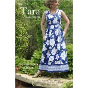 "SERENDIPITY STUDIO ""TARA TANK DRESS"" Sewing Pattern"