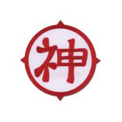 Athena Dragon Ball Z Kami 7.6cm Embroidered Sew/Iron-On Patch Applique
