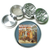 """63mm 2.5"""" 4Pc Aluminium Sifter Magnetic Grinder D-115 Dad's Side Partner Mazie Trumbull Spears"""