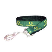NCAA Oregon Ducks Dog Leash, Team Colour