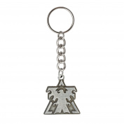 StarCraft II Terran Symbol Keychain