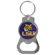 NCAA Team Logo Metal Bottle Opener Keychain