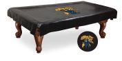 Kentucky Wildcats HBS Black Vinyl Billiard Pool Table Cover