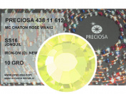 Jonquil HOTFIX, 1440 Preciosa Genuine Czech Crystals 16ss Viva12 Iron-on, ss16, 4mm