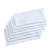 Men's White Cotton Handkerchief Pack of 12