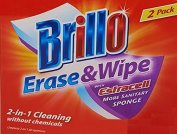 BRILLO BASICS - ERASE & WIPE with ESTRACELL