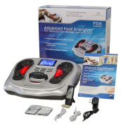 FDA Cleared Electrical Foot Stimulator with both TENS and EMS from Advanced Foot Energizer®