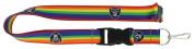 NFL Seattle Seahawks Rainbow Lanyard