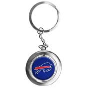 NFL Football Spinner Team Logo Keychain