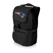 NFL New England Patriots Zuma Insulated Cooler Backpack