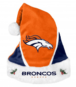 2014 NFL Football Team Logo Colorblock Santa Hat - Pick Team