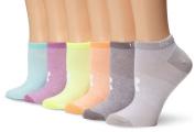 Under Armour Women's Ua Solid No Show Socks