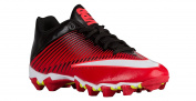 Men's Nike Vapour Shark 2 Football Cleat University Red/Black/Total Crimson/White Size 9.5 D(M) US