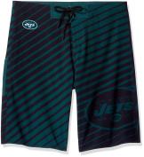 NFL Men's Stripes Poly Board Shorts