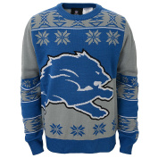 NFL Youth Boys 8-20 Long Sleeve Ugly Sweater