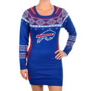 NFL Football 2015 Womens Big Logo Sweater Dress - Pick Team