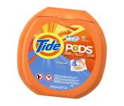 Tide Pods Laundry Detergent, Original Scent, 81 Ct, 2100ml TEJ