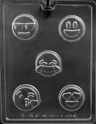 Emoji Cookie Oreo Chocolate Mould Party Favours Ships Same Day m351