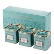 Three Mini Fortnum's Famous Teas, 3x25g