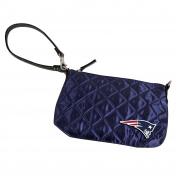Littlearth NFL Quilted Wristlet, Blue