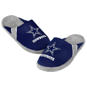 NFL Mens 2014 Team Colour Logo Jersey Slippers Shoe - Pick Team