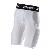 Gear Pro-Tec Z-COOL 5Pad/5Pkt Girdle Youth White Medium