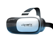 Xtreme Cables VR VUE FX Virtual Reality Viewer for 8.9cm - 15cm Phones