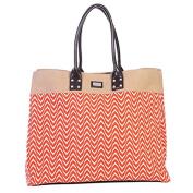 Ame & Lulu Jumbo Shopper Tote Bag, Astor
