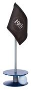 Anne Stone Golf Putt-A-Round 9th Hole Flag 1 Putting Aid, Blue, Small