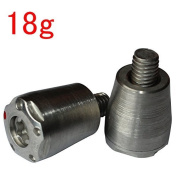 VideoPUP(TM) 2pcs 18g Replacement Weights for TaylorMade R11s R11 R9 R7 R5 Spider Rossa MWT