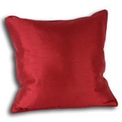 Riva Home Fiji Faux Silk Cushion Cover (One Size)