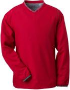 Ashworth Men's V-Neck Wind Jacket Windshirt 5267