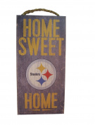 15cm x 30cm Home Sweet Home Wood Sign