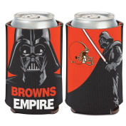 NFL Star Wars Darth Vader 350ml Can Coozie